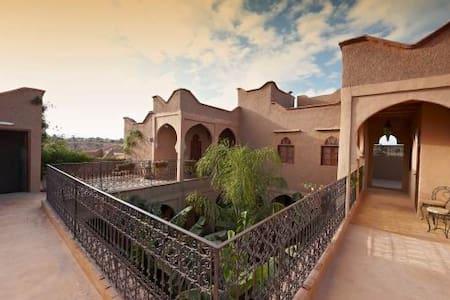 Riad de charme à Taroudant - Taroudant - Guesthouse