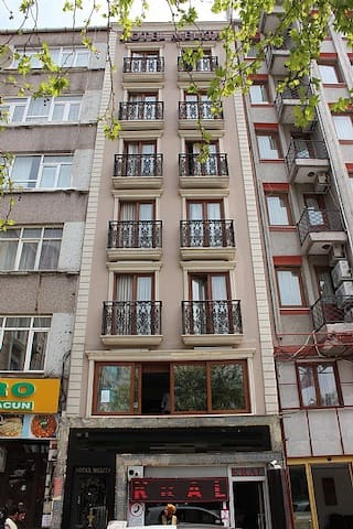 Heart of the Oldcity Near Sultanahmet & Taksim SQ - Fatih - Bed & Breakfast