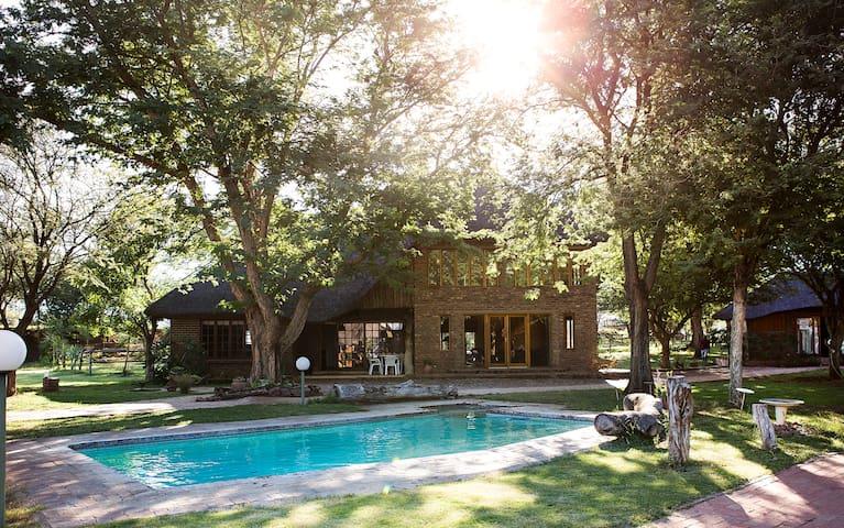 Beautiful weekend breakaway in the bushveld! - Thabazimbi - Dom