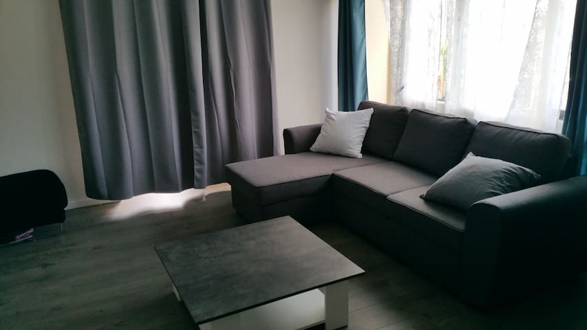 Appartement lumineux 80m2