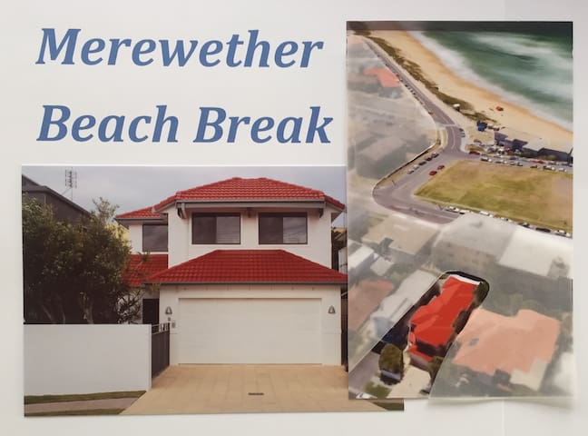 Beach Break - two double bedrooms - Merewether - บ้าน