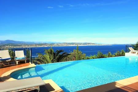 Villa Super Vue - Théoule-sur-Mer