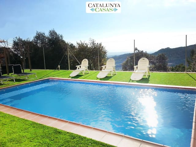 Villa Sole outside Barcelona - Castellar del Vallès - Casa