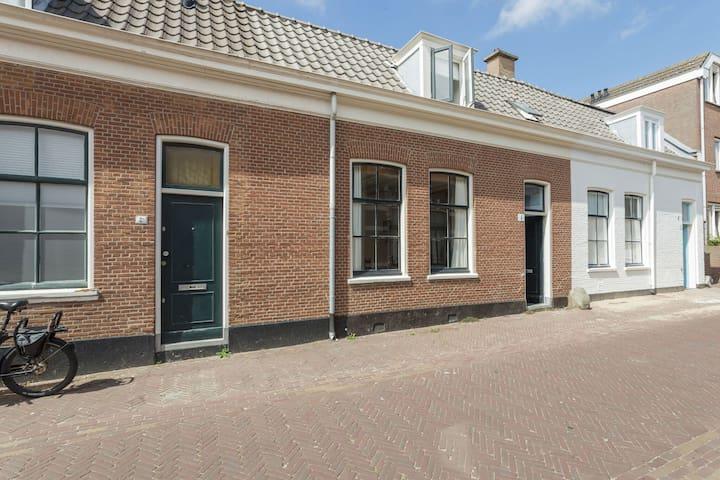 Gemütliches Ferienhaus in Scheveningen mit Terrasse