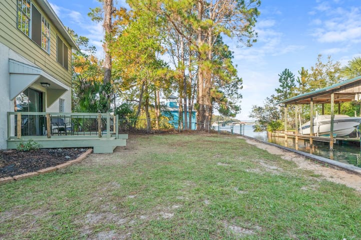 PetFriendly -  Entire 1Bedroom Apt on the Bayou