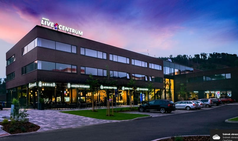 ARMEX LiveCentrum Děčín