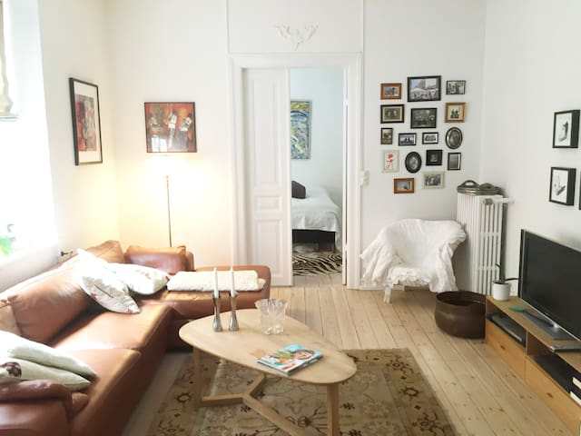 3 bedrooms apartment in the center of Odense