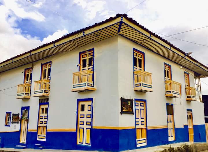 Habitacion Compartida Hostal Ciudad de Segorbe