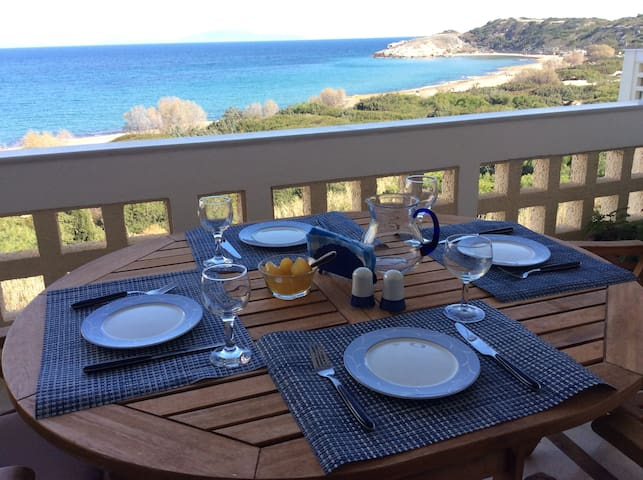 Seaside apartment with a view - Rafina - Wohnung