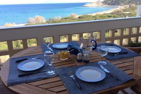 Seaside apartment with a view - Rafina - อพาร์ทเมนท์