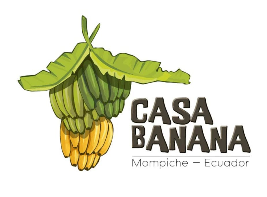"The cabin is part of the Casa Banana ""complex."""