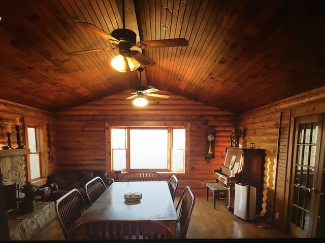 Log Home Rental During WEG