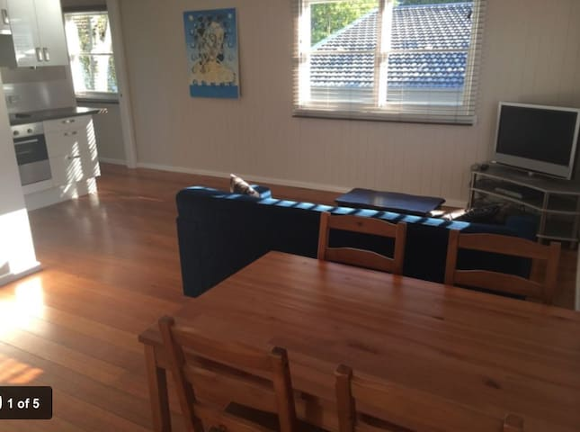 Large modern one bed apartment recently renovated - Hawthorn East - Flat