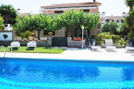 Villa Protea with private pool 400m form the beach - Francàs