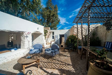 Authentic rural Moroccan house to let