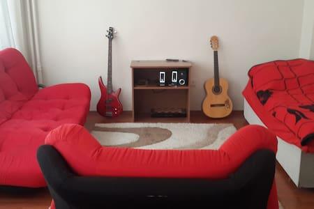 Big room in Central part of Istanbul - Şişli - Lägenhet