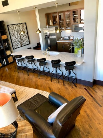 Gorgeous Old City Apt in Downtown KNOXVILLE, TN