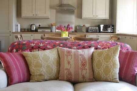 Beautiful 2 bedroomed apartment close to Alresford - Northington - Apartamento
