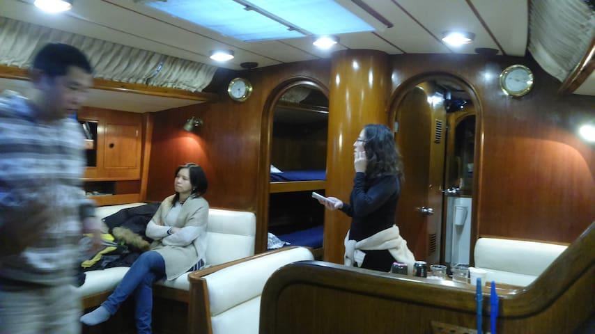 天鵝帆船BNB & 帆船教學課程 - Da'an District - Bateau