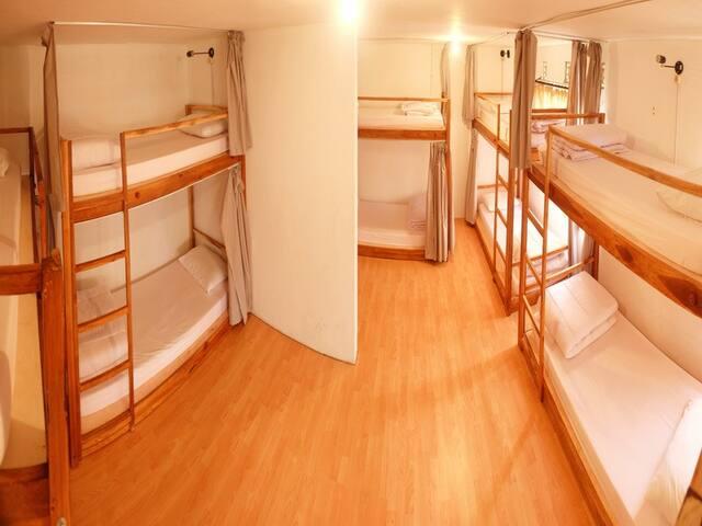 1 Bed I Herbal Room I Shared I Tani Jiwo Hostel