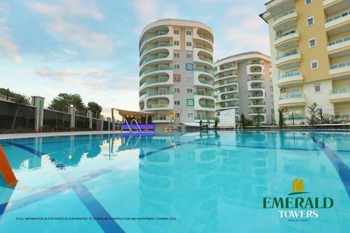 Mountain View 2-room luxury apartment