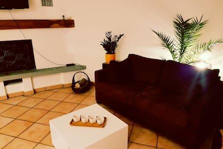 Sonnige Wohnung im Herzen des Tessins - Losone