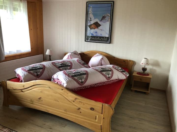 Alpstyle Apartment Verbrunnenhaus Grindelwald