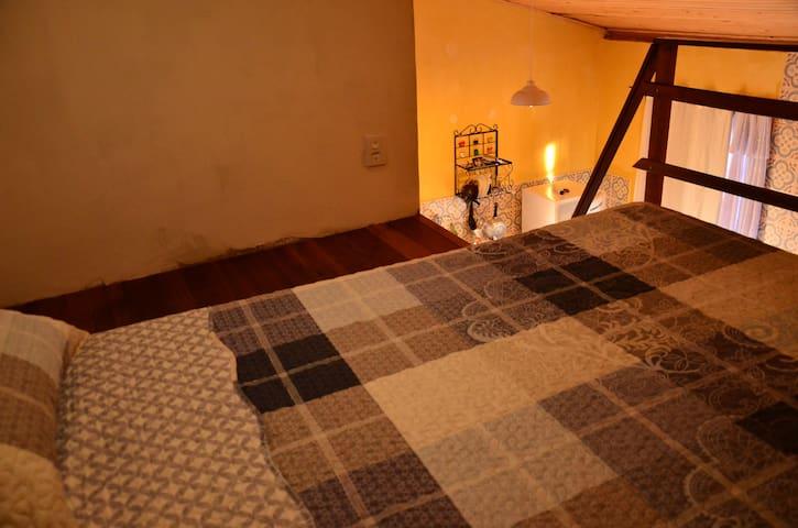 Pousada Vila Paolino - São Pedro da Serra - Flat 4 - Nova Friburgo - Bed & Breakfast