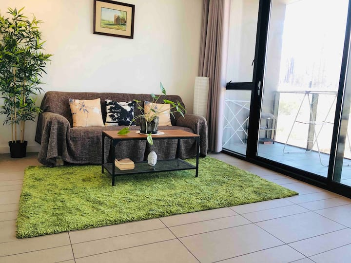 2 bedrooms cozy apartment in mel CBD房东讲中文❤