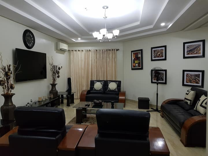 3 Bed Apartment in Quiet, Secured Estate in Lekki.