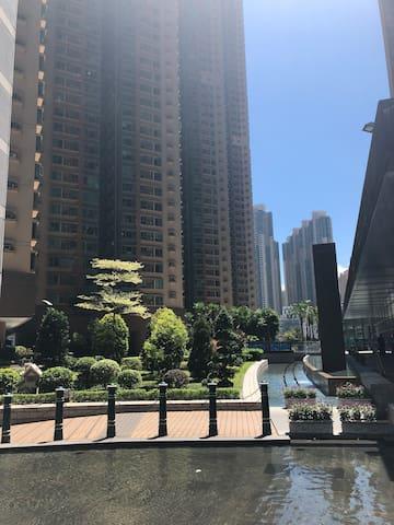 Private room at Tseung Kwan O