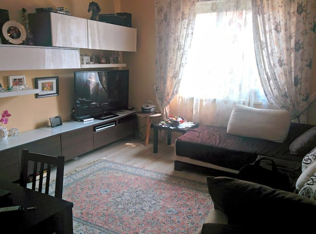 Apartment near Bergamo center and close to bypass - Bergamo - Lägenhet