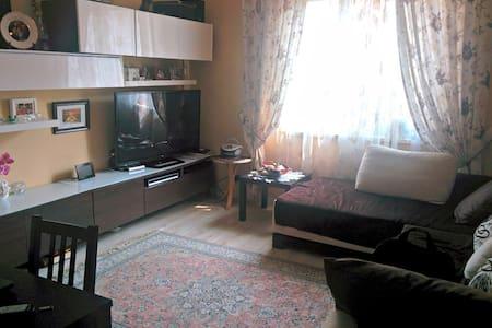 Appartamento a 2 km dal centro -vicino tangenziale - Bergamo