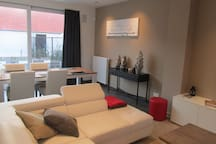 New holiday home in new Project Duinenwater Knokke