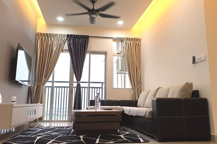 [SUPER VALUE & CLEAN] Homestay for 2-4 pax