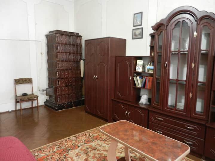 1 комнатная квартира в доме австрийской постройки
