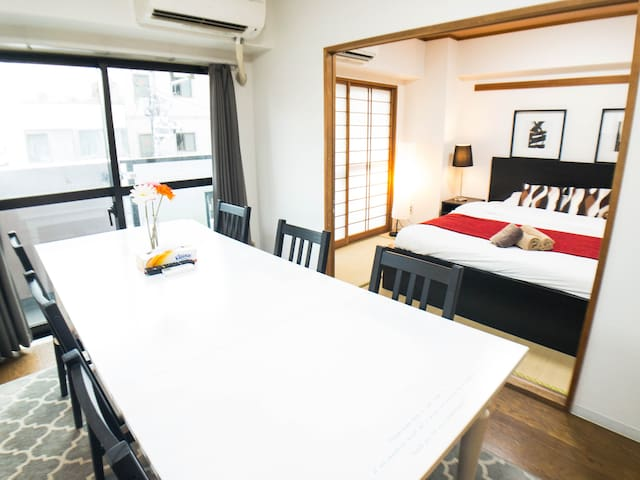 52 3min walk Higashimukojim sta ! 3 bed for family