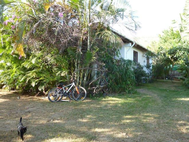 Maison familiale calme et proche de la plage