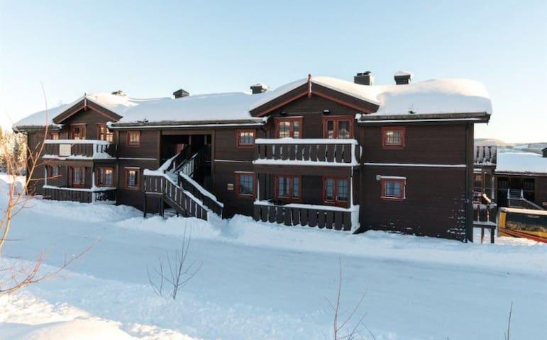Hyggelig leilighet på Storsten, 727A, i Trysil! - Trysil