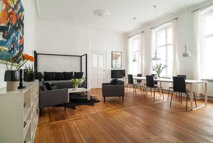Super central: Loft in Berlin-Mitte