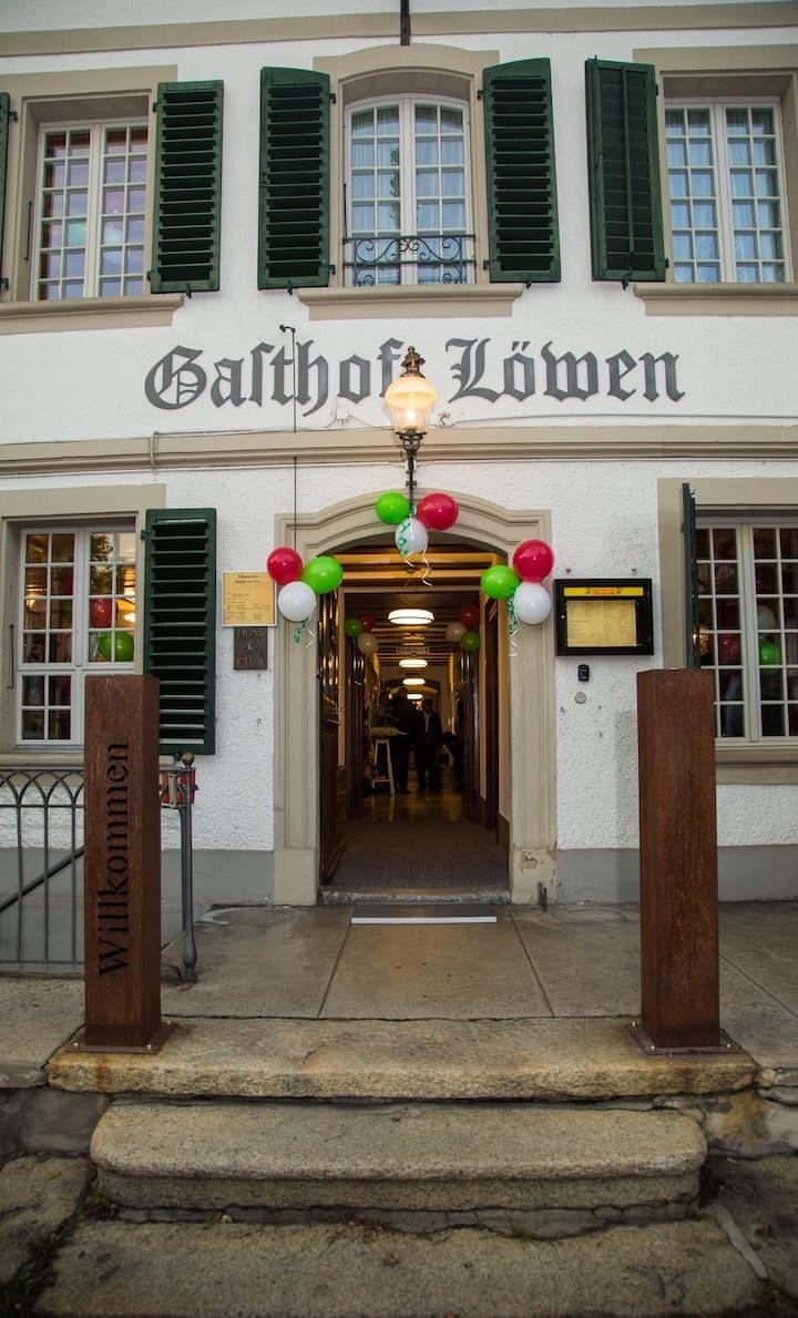 Hotel&Restaurant Löwen Worb