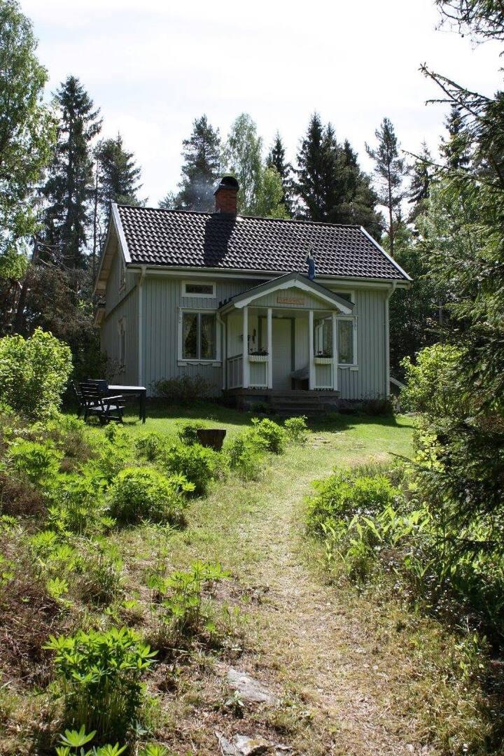 Litet naturnära paradis i vackra Dalsland