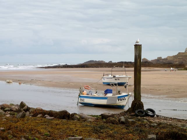 Surf Rise - you are two minutes from the beach! (2 - Bude - Casa