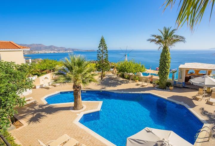 Panorama Villas - appartamento con vista sul mare