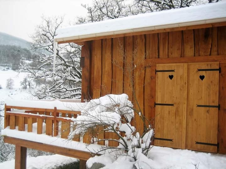 Gites  Chalet 2 a 10 pers  Week-end ou Semaine