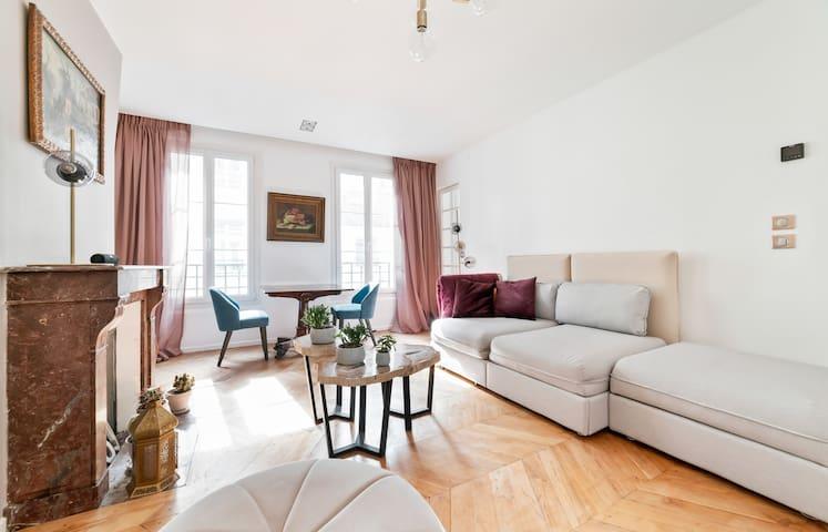 Beautiful Parisian apartment - near Bastille