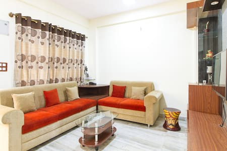 Room with Balcony - Electronic City - Bengaluru