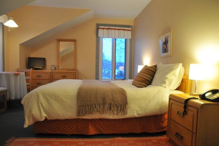 Au coeur de North Hatley! - North Hatley - Bed & Breakfast