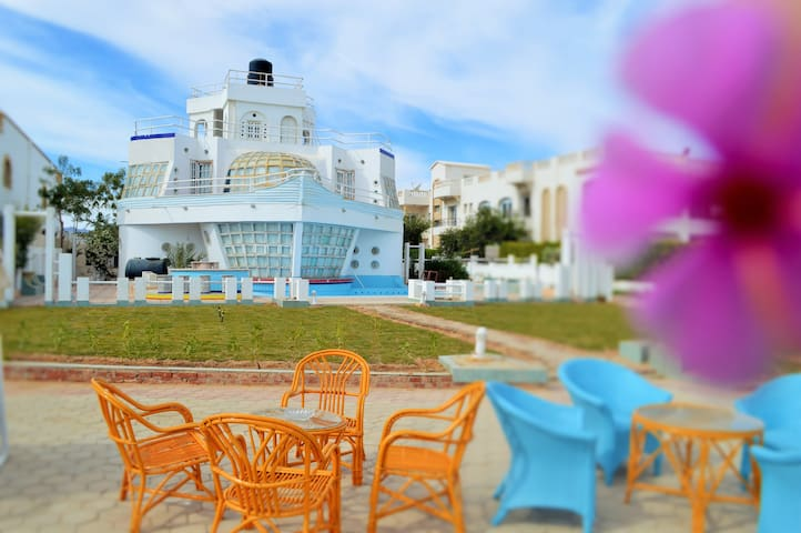 Ship Villa *Sea View - Sharm El-Sheikh - 公寓
