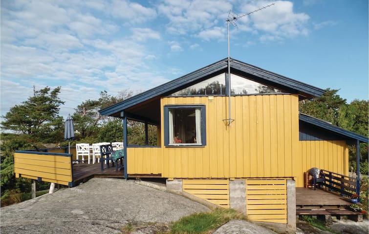 Holiday cottage with 4 bedrooms on 110m² in Tjøme